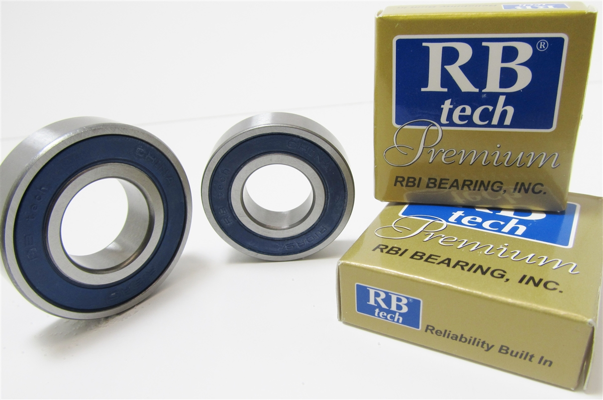 ezborenet set  premium rb tech  rs    rs  front hub bearings