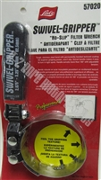 Lisle 57020 Swivel Gripper NO SLIP Filter Wrench