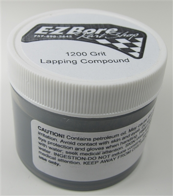 1200-Grit Lapping Compound