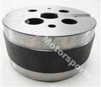 "Stamping/Drilling ""V"" Block - 3.00"" Diameter"