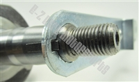Crankshaft turning wrench