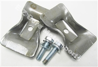 Bottom Clamp Set | Fits American Spacing
