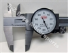 "Dial Calipers 0-6"" (0-150 mm) Stainless Steel Construction"