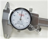 "Premium Edition 0-6"" Stainless Steel Dial Calipers 