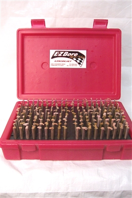 Pin Gauge Set .061 to .250