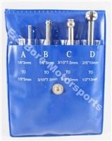 Adjustable Small Hole Gauging Set