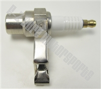 Spark ignition tester - Clip-on spark plug style